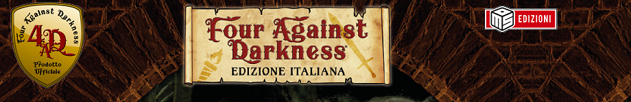 Four Against Darkness - MS Edizioni