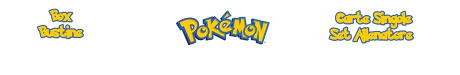 Pokémon - Carte Singole & Prodotti