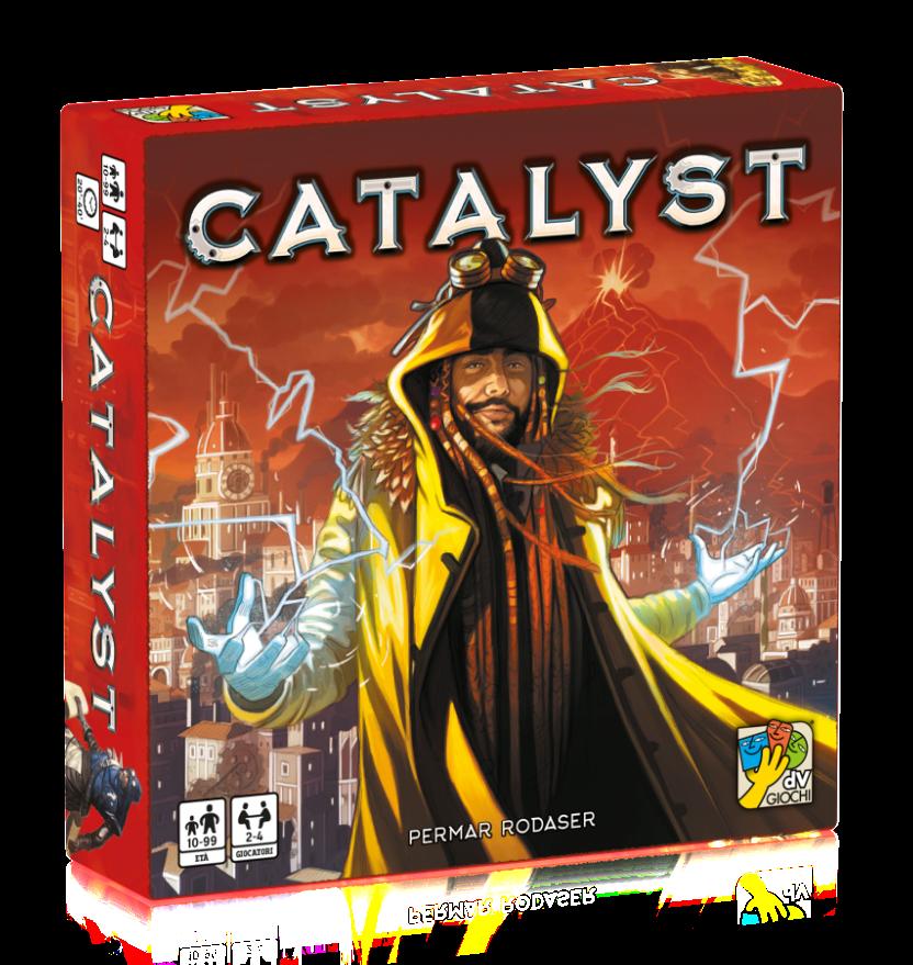 CATALYST - ITALIANO