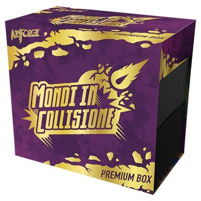 KEYFORGE - MONDI IN COLLISIONE - PREMIUM BOX
