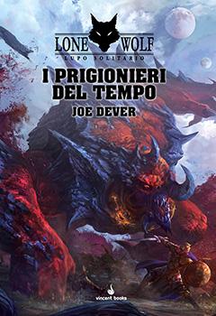 LUPO SOLITARIO VOL.11 - I PRIGIONIERI DEL TEMPO