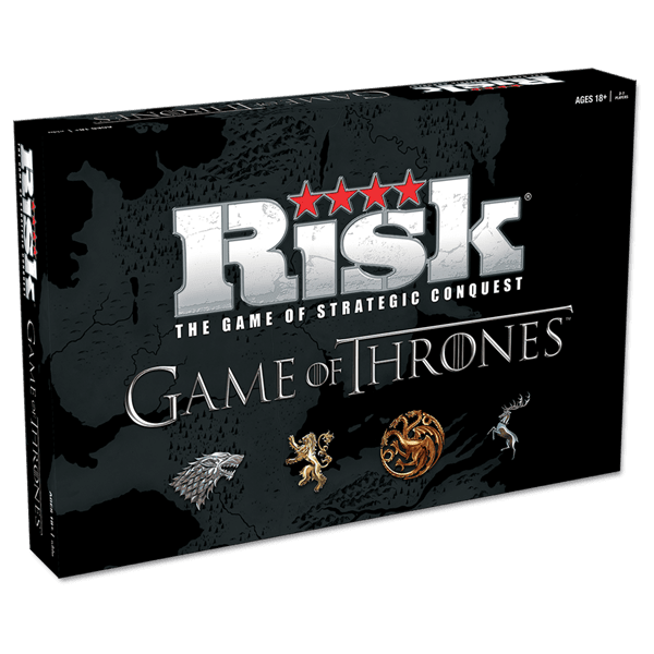 RISK - GAME OF THRONES - INGLESE