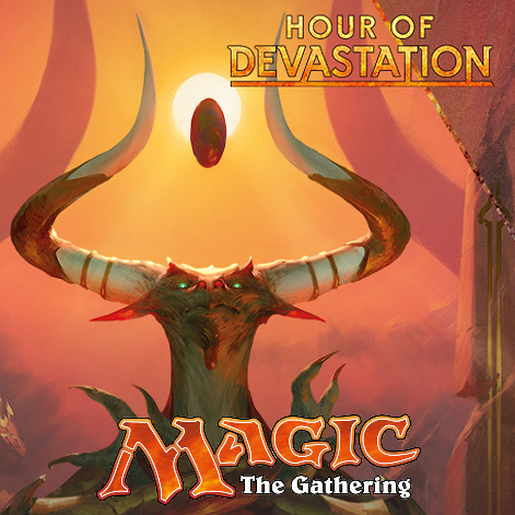 HOUR OF DEVASTATION - 3 BOX (MEZZA CASSA) INGLESE