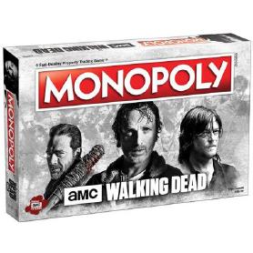 MONOPOLY - THE WALKING DEAD - ITALIANO