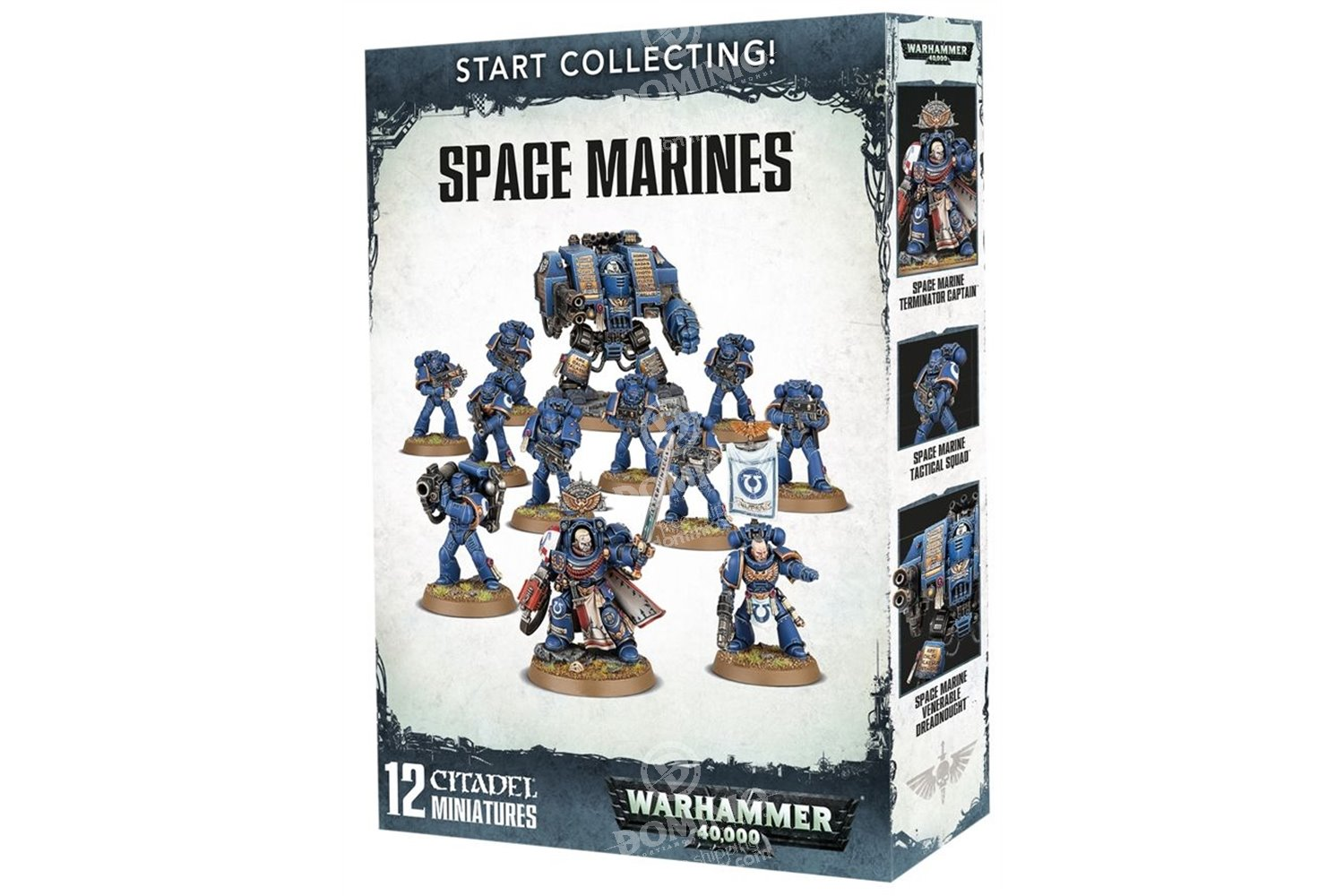 SPACE MARINE - START COLLECTING