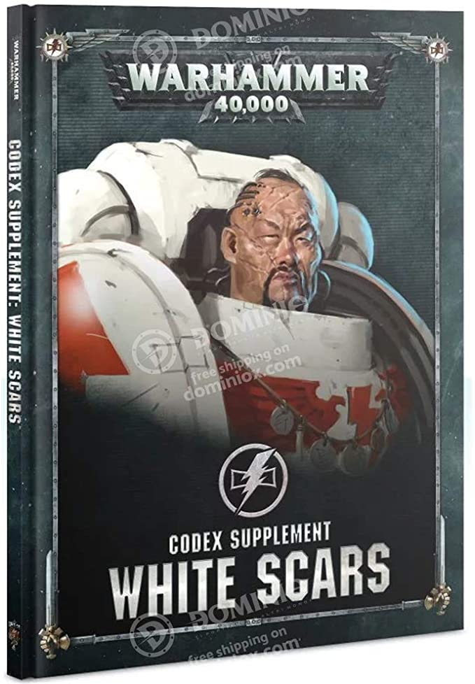 SUPPLEMENTO AL CODEX WHITE SCARS