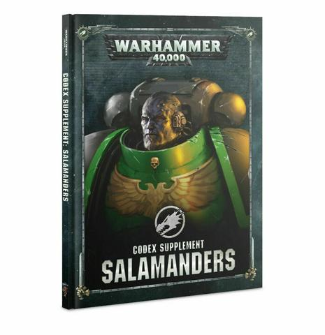 SUPPLEMENTO AL CODEX SALAMANDERS