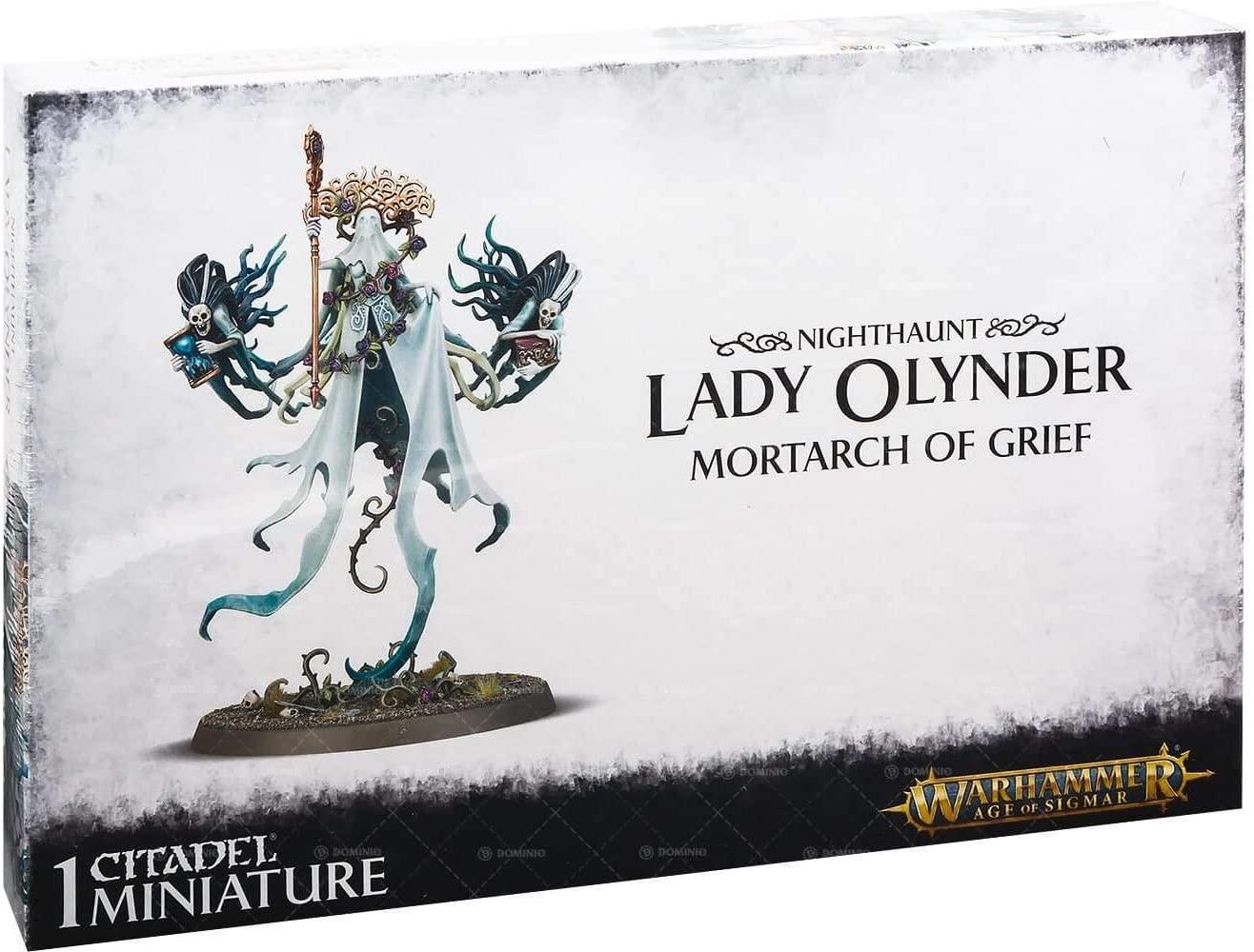 AGE OF SIGMAR - LADY OLYNDER - MORTACH OF GRIEF