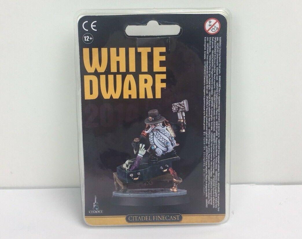 WARHAMMER WHITE DWARF 2014 - CACCIATORE DI VAMPIRI - CITADEL FINECAST