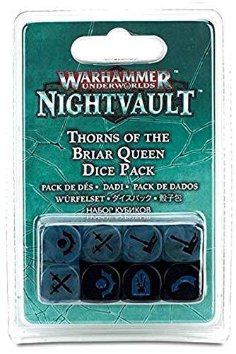 WARHAMMER UNDERWORLDS - NIGHTVAULT - THORNS OF THE BRIAN QUEEN - DICE PACK