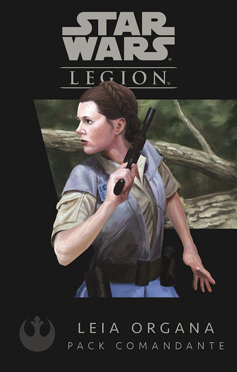 STAR WARS: LEGION - COMANDANTE LEIA ORGANA PACK