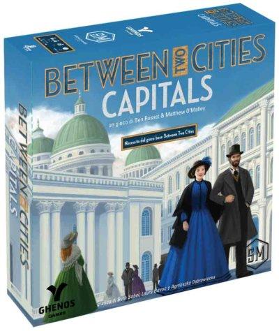 BETWEEN TWO CITIES - ESP CAPITALS