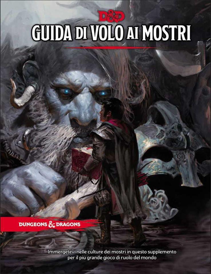 DUNGEONS & DRAGONS 5A EDIZIONE - GUIDA DI VOLO AI MOSTRI
