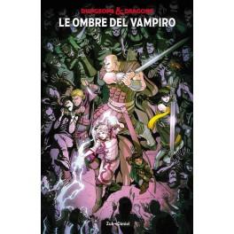 FUMETTO D&D VOL. 2 - LE OMBRE DEL VAMPIRO