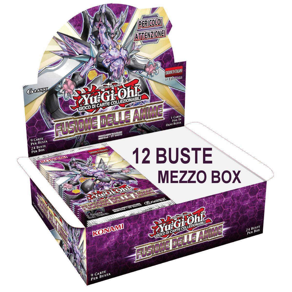 FUSIONE DELLE ANIME - MEZZO BOX 12 BUSTE ITA