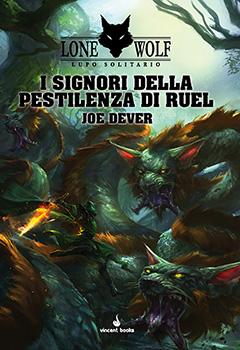 LUPO SOLITARIO VOL.13 - I SIGNORI DELLA PESTILENZA DI RUEL