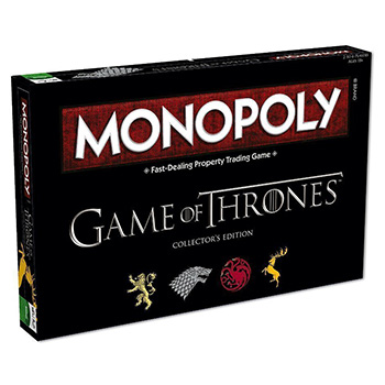 MONOPOLY - GAME OF THRONES - ITALIANO