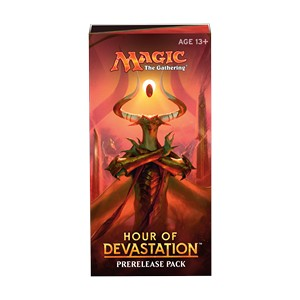 HOUR OF DEVASTATION - L'ERA DELLA ROVINA - PRERELEASE PACK