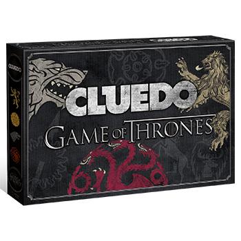 CLUEDO - GAME OF THRONES - DELUXE - ITALIANO