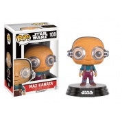 MOVIES - STAR WARS VII - MAZ KANATA BOBBLE - FUNKO POP!