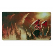 DRAGON SHIELD PLAYMAT - RUBIS (LIMITED EDITION)