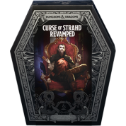 DUNGEONS & DRAGONS 5A EDIZIONE - CURSE OF STRAHD REVAMPED