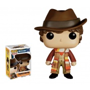 TV - DOCTOR WHO - FOURTH DOCTOR - FUNKO POP!