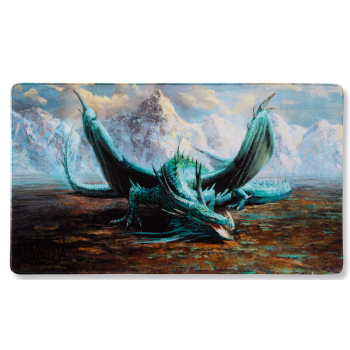 DRAGON SHIELD PLAYMAT - MINT COR (LIMITED EDITION)