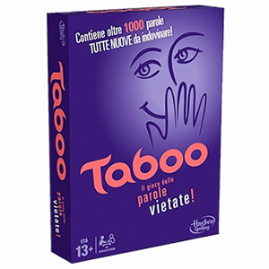 TABOO - ITALIANO