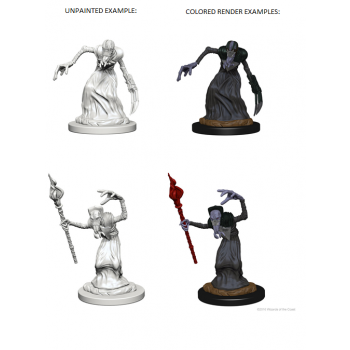 D&D NOLZUR'S MARVELOUS MINIATURES: MIND FLAYER (WZK72566)