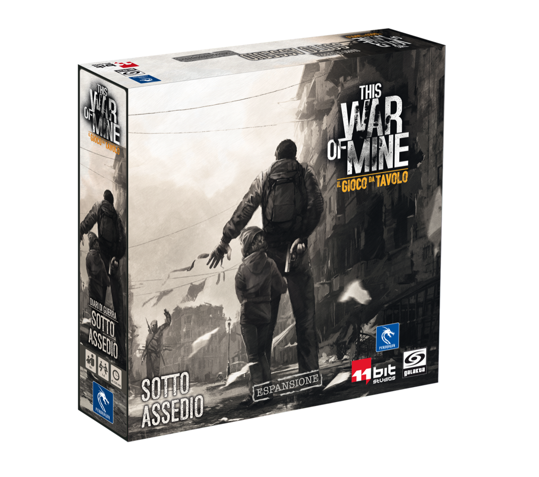 THIS WAR OF MINE - SOTTO ASSEDIO