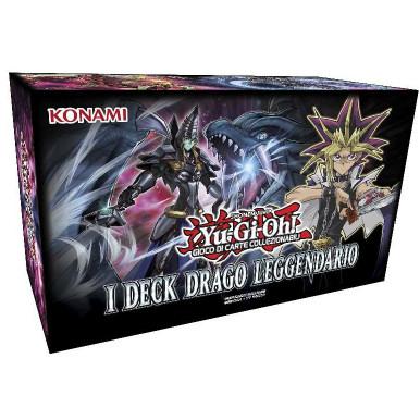 I DECK DRAGO LEGGENDARIO (1 PZ)