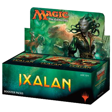 IXALAN - BOX 36 BUSTE ITALIANO