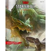 D&D TRPG STARTER SET BOX (DUNGEONS & DRAGONS)