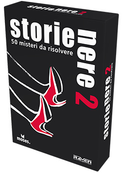 STORIE NERE 2 - NUOVA EDIZIONE