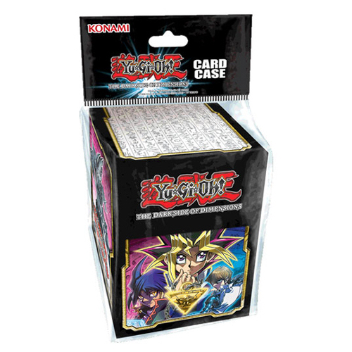 CARD CASE YU-GI-OH! - THE DARK SIDE OF DIMENSION (PORTA MAZZO)