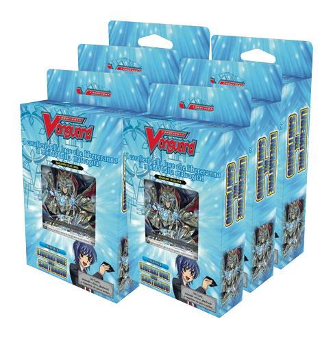 VGIT-TD08 VANGUARD TRIAL DECK -  LIBERATORE DEL SANTUARIO - BOX 6 PZ