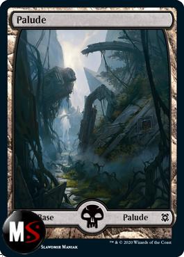 PALUDE (VERSIONE 2) FULL ART