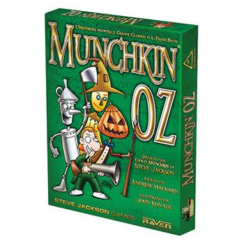 MUNCHKIN OZ - ITALIANO