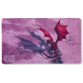 DRAGON SHIELD PLAYMAT - FUCHSIN MAGENTA (LIMITED EDITION)