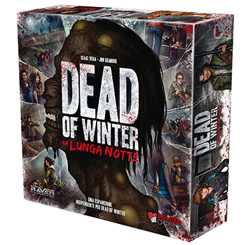 DEAD OF WINTER - LA LUNGA NOTTE