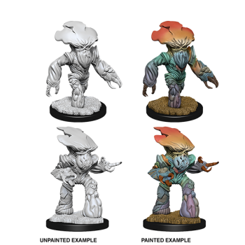 D&D NOLZU'S MARVELOUS MINIATURES: MYCONID ADULTS