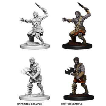 D&D NOLZU'S MARVELOUS MINIATURES: NAMELESS ONE