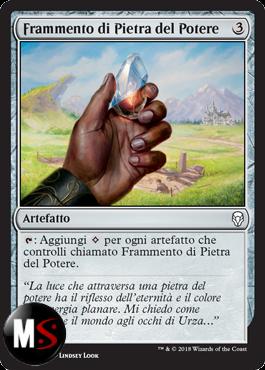 FRAMMENTO DI PIETRA DEL POTERE