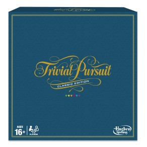 TRIVIAL PURSUIT - ITALIANO