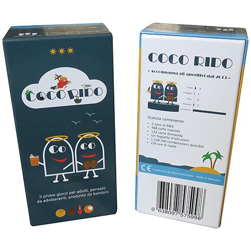 COCO RIDO (APPROVATO DA CARDS AGAINST HUMANITY)