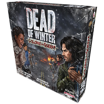 DEAD OF WINTER - COLONIE IN GUERRA - ESPANSIONE