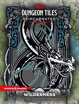 D&D 5A EDIZIONE - DUNGEON TILES REINCARNATED: TERRE SELVAGGE