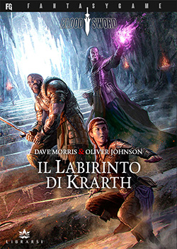 BLOOD SWORD VOL.1 - IL LABIRINTO DI KRARTH