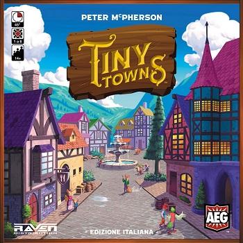 TINY TOWNS - ITALIANO